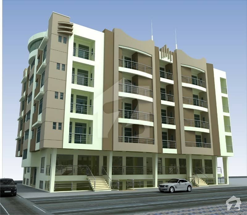 A Flat At Affordable Price Awaits You
