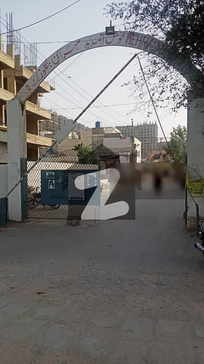مہران بنگلوز ٹاؤن گلستانِ جوہر کراچی میں 5 مرلہ رہائشی پلاٹ 82 لاکھ میں برائے فروخت۔