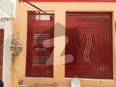 نیو کراچی کراچی میں 1 کمرے کا 3 مرلہ بالائی پورشن 12 ہزار میں کرایہ پر دستیاب ہے۔