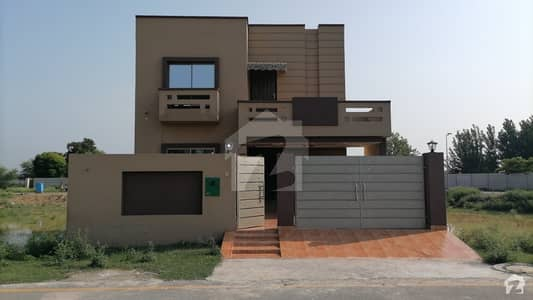 8 Marla Double Storey House For Sale In Bahria Orchard Block D Ext