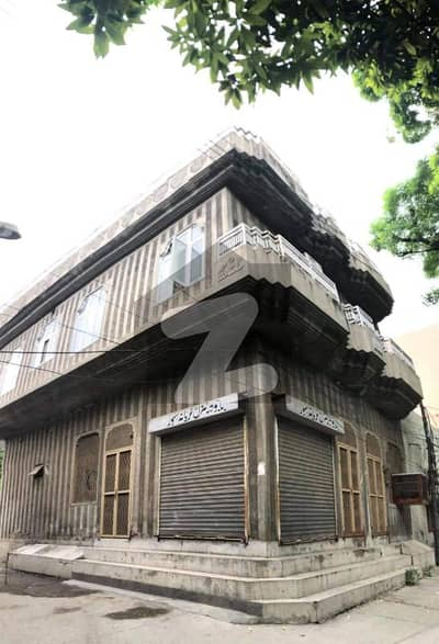 5 Marla Double Story House For Sale In D Block Main Road Shad Bagh Lahore