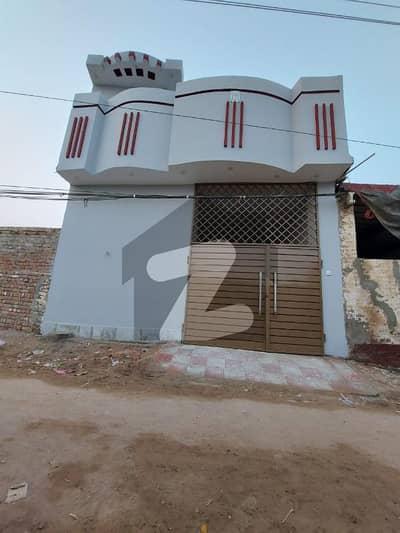 3 Marla New House For Sale Near Krachi Mor, Nala Khanwa, Deira Izat Bahwalpur
