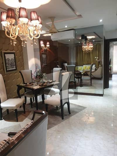 1 Bed Stylish Fully Luxury Furnished Family Apartment Available For Rent Inn Bahria Town Lahore