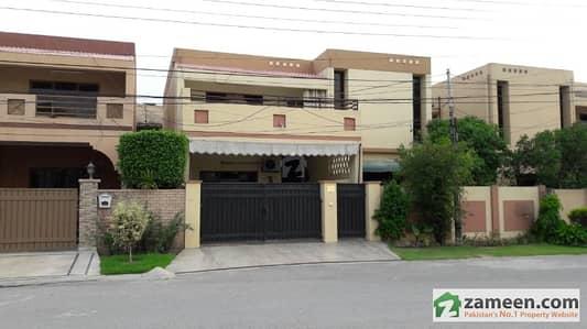 10 Marla 3 Bedroom Facing Park House For Rent In Askari 9 Zarrar Shaheed Road Lahore Cantt