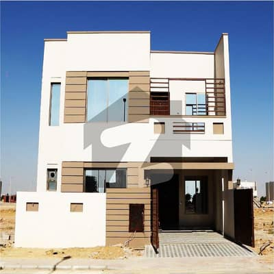 Book Your 4 Bedrooms House On 2 Years Easy Instalment Plan In Precinct 12 Bahria Town Karachi