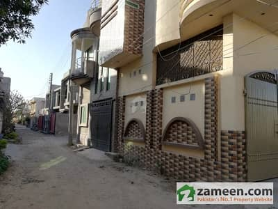 2. 5 Marla House For Sale In Toheed Town.