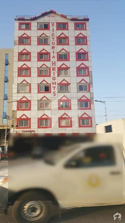 وِکٹوریہ ہائیٹس اسلام آباد میں 2 کمروں کا 3 مرلہ فلیٹ 30 لاکھ میں برائے فروخت۔