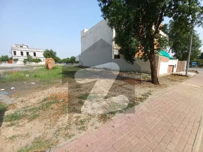 10 Marla Plot For Sale in Overseas B Block All dues Clear