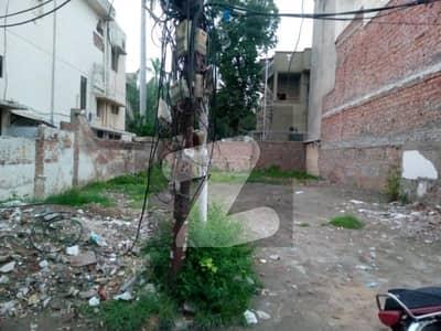 11 Marla Residential Plot Near Gulbeg