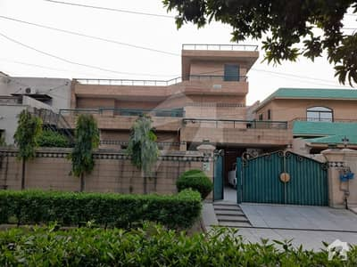 1 Kanal Home For Sale A4 Block