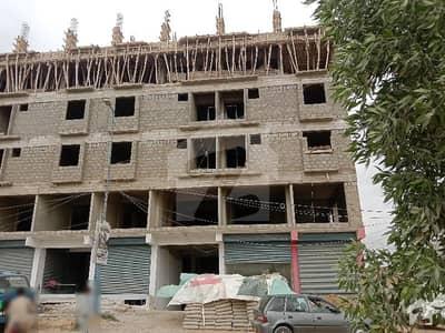 ملیر ٹاؤن ریزیڈینسی ملیر کراچی میں 2 کمروں کا 3 مرلہ فلیٹ 26 لاکھ میں برائے فروخت۔