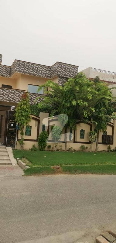 One Kanal Double Story Owner Build House For Sale