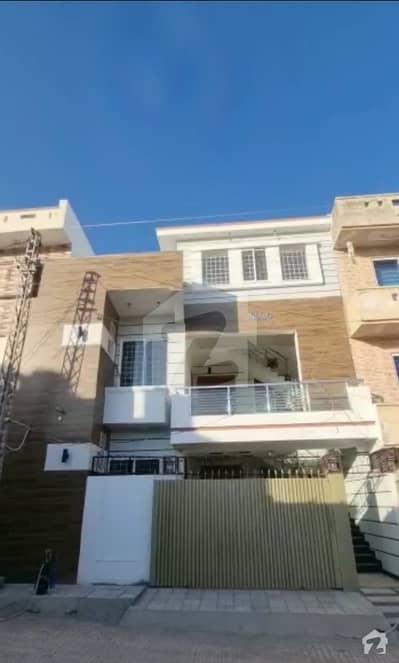 6 Marla House For Sale Full Decorated Brand New Condition Reasonable Price
