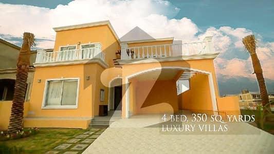 350 Sq Yard Villa For Rent Sports City Villas 4 Bed In Bahria Town Karachi