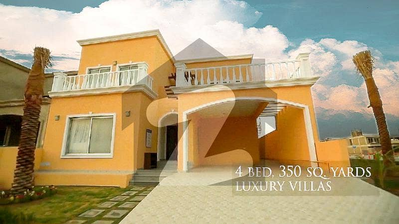 350 Sq Yard Sports City Villa For Rent 4 Bed In Bahria Town Karachi