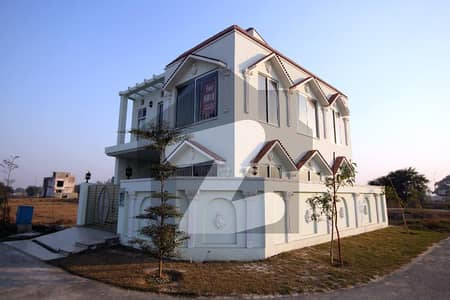 5-marla Brand New Luxury Beautiful House For Sale In Dha 9 Town