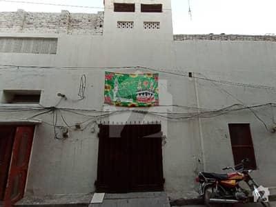 A Big House At Corner 10 Marla
