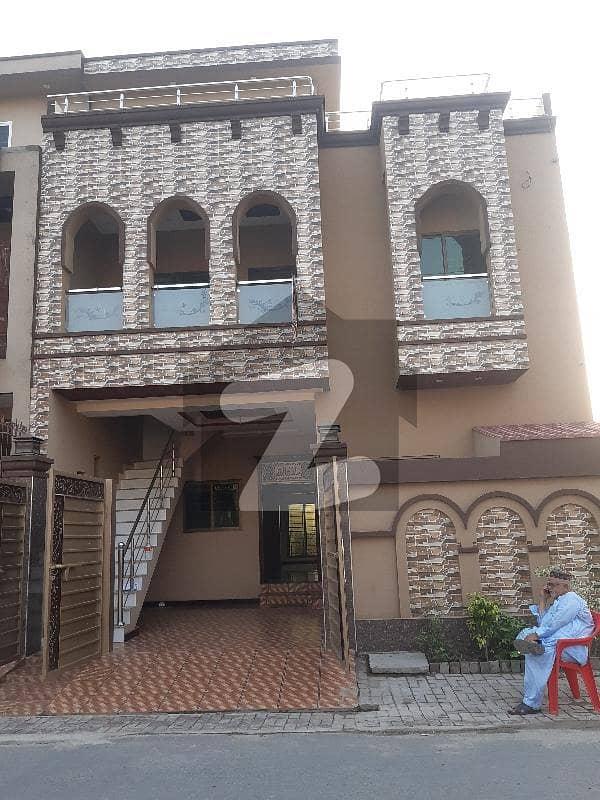 6 Marla Brand New House For Sale In J Block Al Rehman Garden Phase 2
