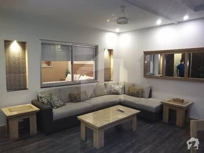 1 Bedroom Full Furnished Apartment For Rent In Lahore Defence Phase 5