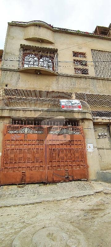 House  Available For Rent In Orangi Town