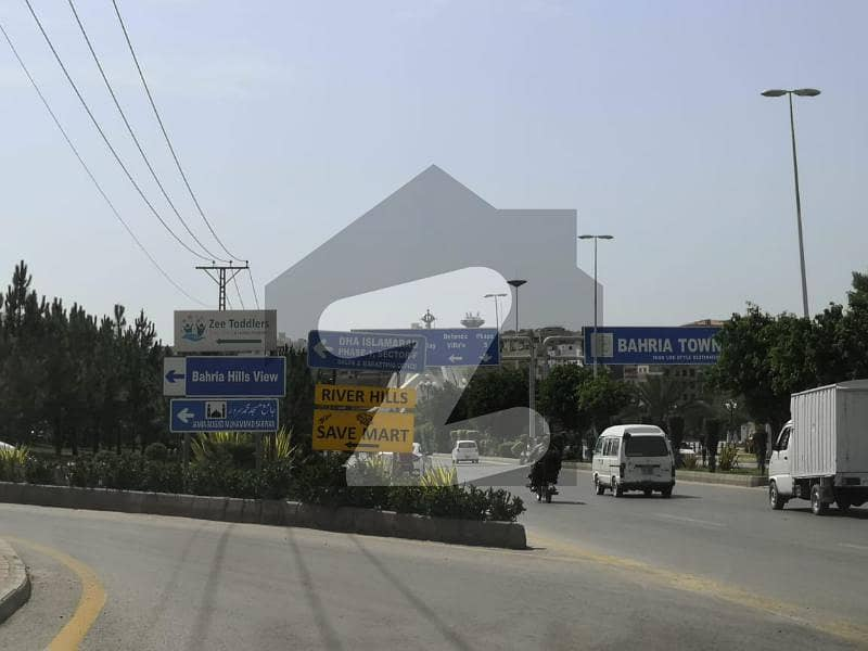 1 Kanal Residential Plot Is Available For Sale In Bahria Town Phase 7- Rawalpindi