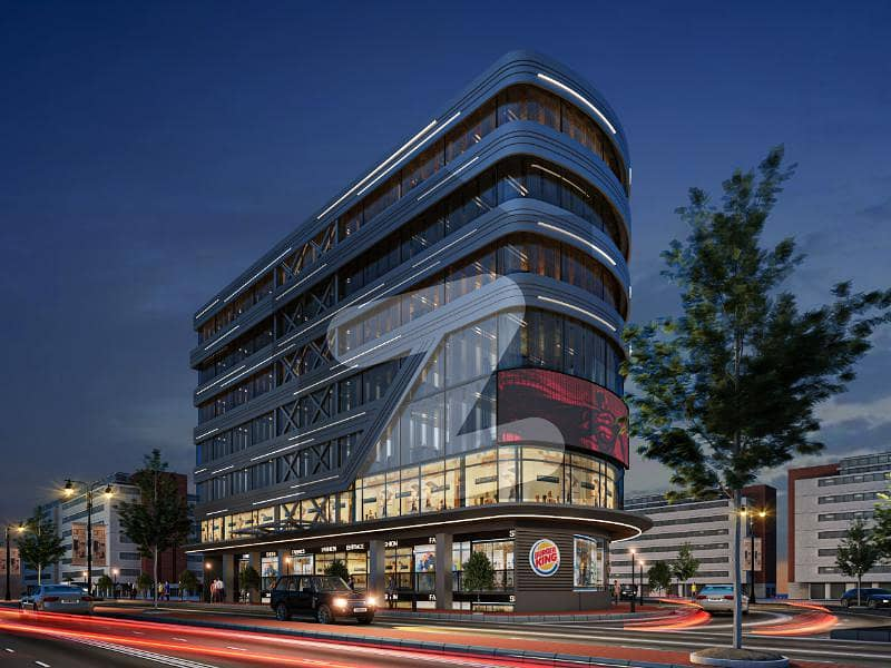 Business Center Luxury Shops Available For Sale On L-G