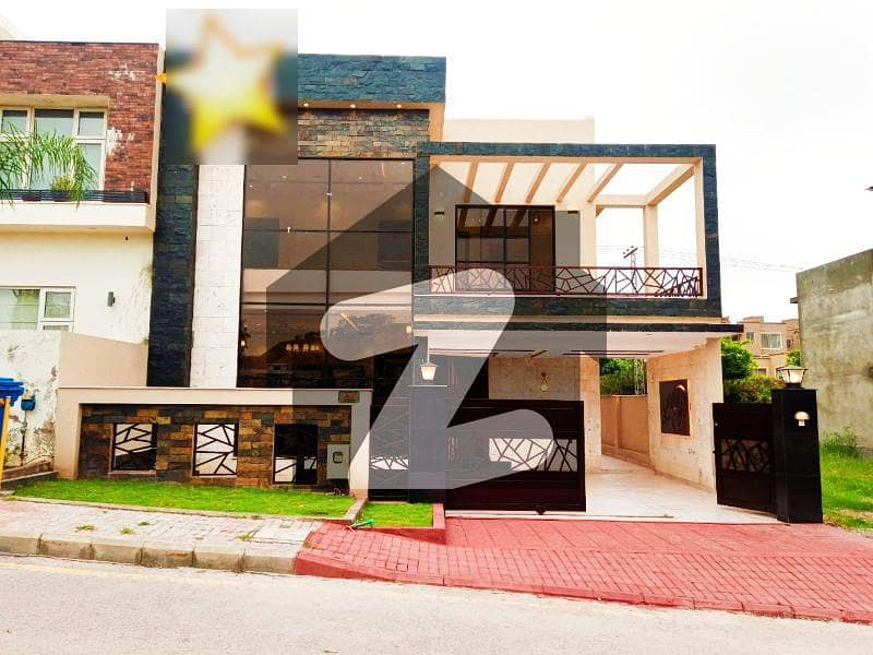 Brand New 10 Marla Luxury House Is Available For Sale In Bahria Town Phase 8- Over Seas 1- Rawalpindi