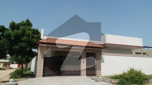 Brand New Single Storey House For Sale 431 Sq Yard Surjani Sector 4c