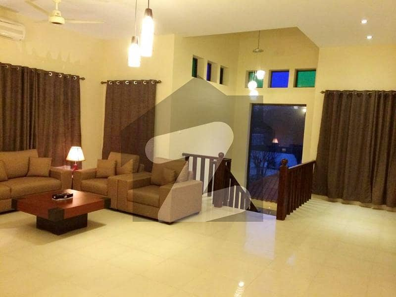 Fully Furnished Beautiful House Is For Rent In Very Prime Location