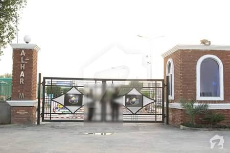 3 Marla Commercial Plot For Sale In Rs 3,300,000 Only