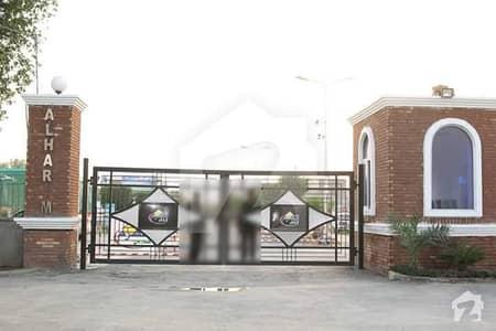 الحرم گارڈن ۔ بلاک سی الحرم گارڈن لاہور میں 3 مرلہ رہائشی پلاٹ 15 لاکھ میں برائے فروخت۔