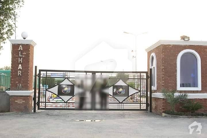 3 Marla Residential Plot In Central Al Haram Garden For Sale
