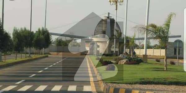 Ideal Location 8 Marla Possession Plot for Sale in H Block Bahria Orchard Phase 2 Lahore