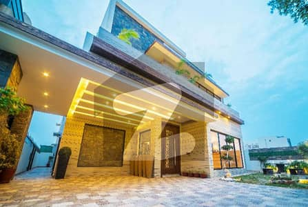 Royal Palace Spanish Style 1 Kanal 5 Beds Cottage Available For Sale In Bahria Town