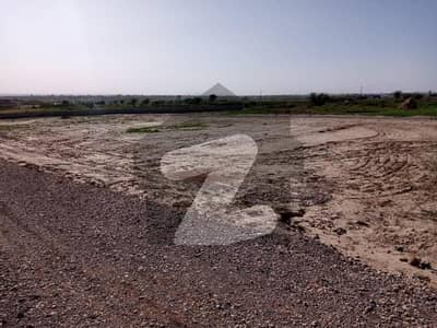 I-12 1 Plot For Sale Main Double Road Back