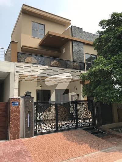 10 Marla M Block House For Sale In Wapda City A Construction