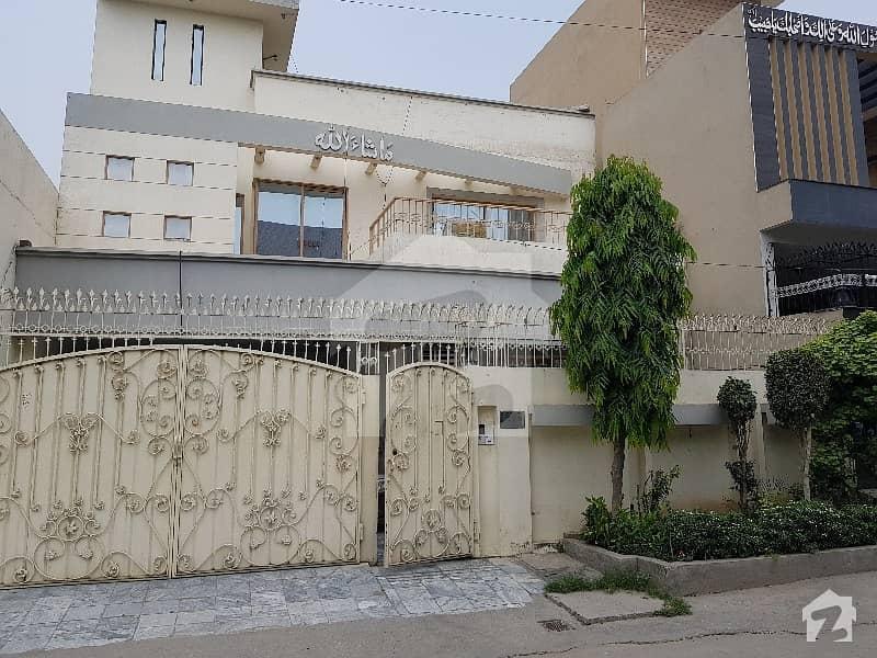 عامر ٹاؤن ہربنس پورہ لاہور میں 5 کمروں کا 10 مرلہ مکان 2.5 کروڑ میں برائے فروخت۔