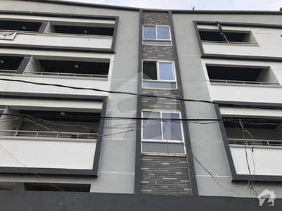 کوسموپولیٹن سوسائٹی کراچی میں 4 کمروں کا 8 مرلہ فلیٹ 2.95 کروڑ میں برائے فروخت۔