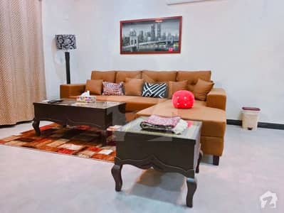 Brand New 2 Bedroom Furnished Flat For Rent