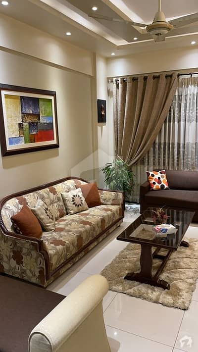 Jamshed Road 2 Bed Dd Newly Furnished Flat Jamshed Town