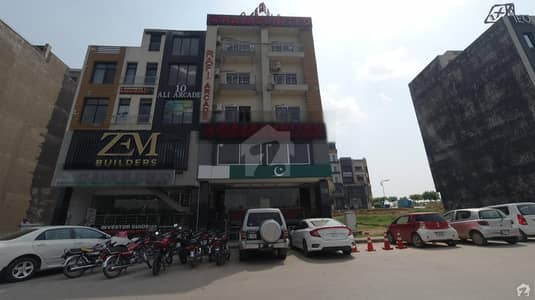 Luxurious One Bed Fully Furnished Flat For Sale In Bahria Mini Commercial Center Phase 7 Rawalpindi.