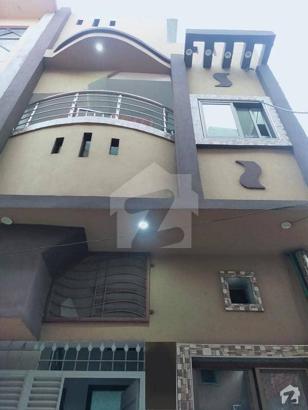 عامر ٹاؤن ہربنس پورہ لاہور میں 3 کمروں کا 2 مرلہ مکان 49 لاکھ میں برائے فروخت۔