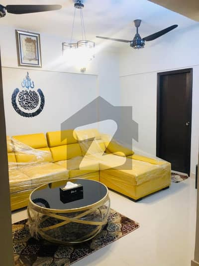 Flat For Sale In City Tower And Shopping Mall - University Road
