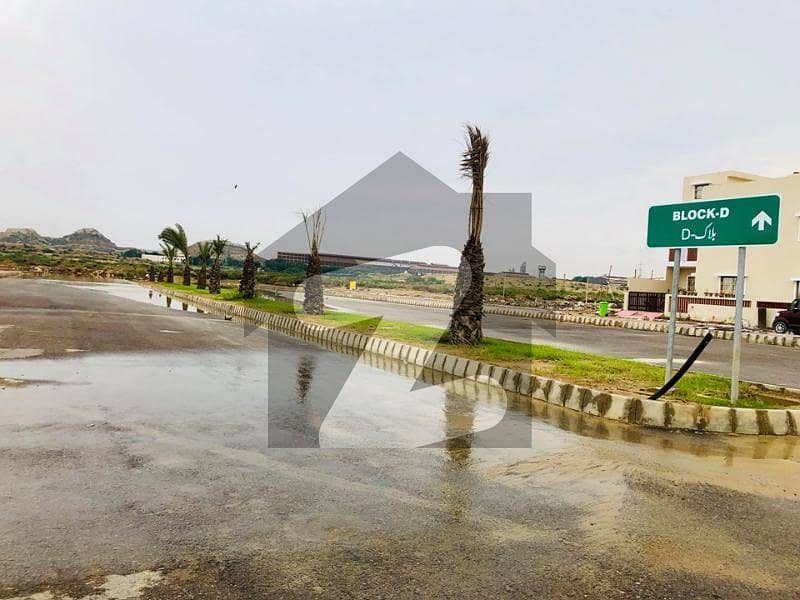 Block A Naya Nazimabad Sq Yd 160 Lease In Hand Park Face Map Paid