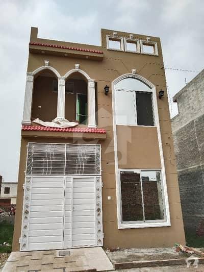 3 Marla Double Storey House For Sale In Al Ahmad Garden Housing Society