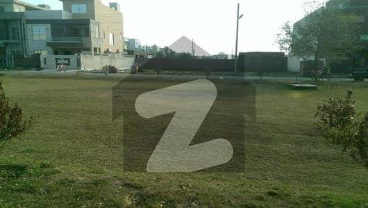 10 Marla Plot Facing Park Prime Location