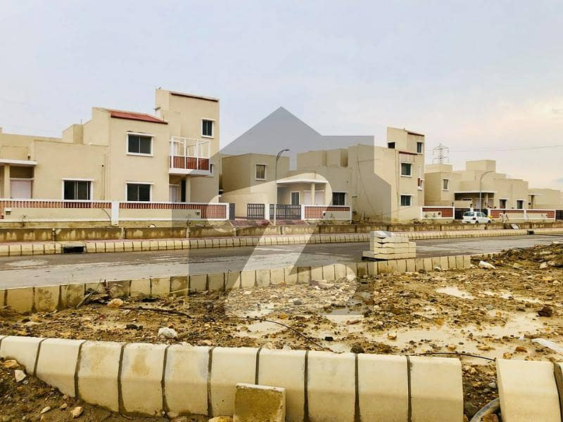 Block D Naya Nazimabad SQYD 160 VIP Location Wide Road