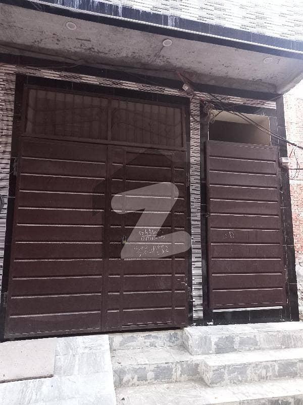 مُعیز ٹاؤن ہربنس پورہ لاہور میں 2 کمروں کا 2 مرلہ مکان 45 لاکھ میں برائے فروخت۔