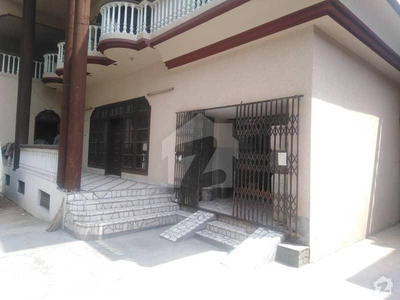 جی ٹی روڈ پشاور میں 11 کمروں کا 1.85 کنال مکان 12.95 کروڑ میں برائے فروخت۔