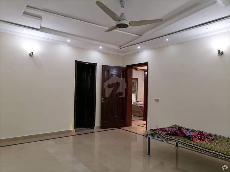 Ideally Located House Available In Punjab Coop Housing Society At A Price Of Rs 45,000,000